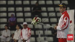 Menpora Merasa Kecele Dance Sport Jadi Ekshibisi SEA Games