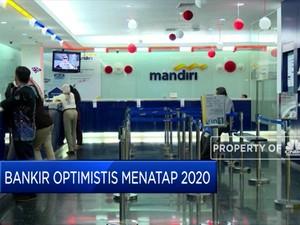 Bankir Optimistis Menatap 2020