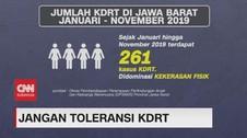 VIDEO: Jangan Toleransi KDRT