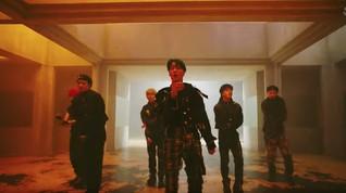 Pesona Gelap EXO dalam 'Obsession'