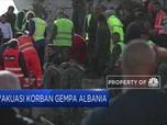Begini Kondisi Evakuasi Korban Gempa di Albania