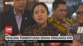 VIDEO: Susunan Dewan Pengawas KPK Dipercayakan Ke Presiden