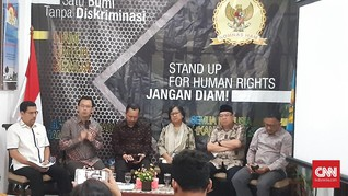 Kisruh Demo Mahasiswa, Komnas HAM Minta Polri Periksa Anggota