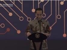 Jokowi Targetkan Draft Omnibus Law Dibahas DPR Pekan Depan