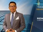 Eksklusif! Kang Emil Bicara Soal Polemik UMP & Pilpres 2024