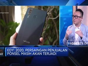 Vivo: Inovasi Jadi Tantangan Dalam Bisnis Ponsel di RI