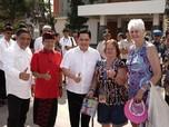 Bisnis Wisata Nyungsep: Turis Asing Sepi, Hotel-Hotel Kosong!