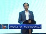 Jokowi Targetkan Angka Stunting Akan Turun di 2024