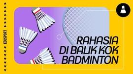 Edusports: Rahasia di Balik Kok Badminton