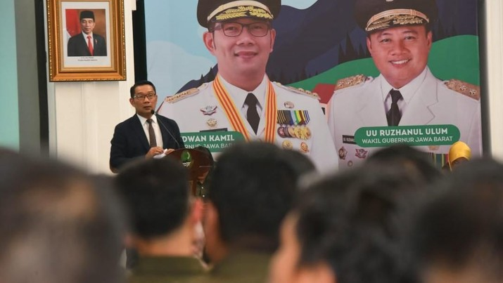Kang Emil Sebar 110 Milenial ke 50 Desa, Buat Apa?