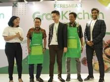 Ekspansi! Grab Buka 2 Cloud Kitchen di Medan