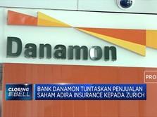 Danamon Lepas 80% Saham di Asuransi Adira