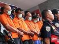 Satgas Anti Mafia Bola Buru Pengatur Skor Perses vs Persikasi