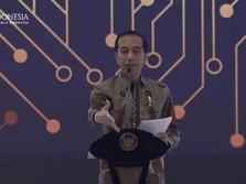 Soal RI 'Doyan' Impor Migas, Jokowi: Saya Tahu yang Impor!
