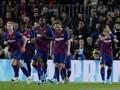 Barcelona Unggul 2-0 atas Dortmund di Babak Pertama