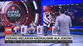 VIDEO: Jokowi di Antara Radikalisme, Korupsi & Demokrasi (2)