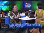 KSEI: Sistem Digitalisasi e-Proxy & e-Voting Akan Aman