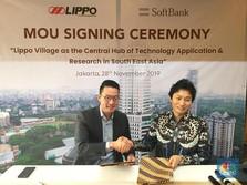 Gandeng Softbank Lippo Bangun Smart City, Meikarta?