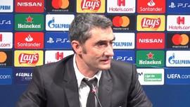 VIDEO: Valverde Puji Kekompakan Messi dan Griezmann