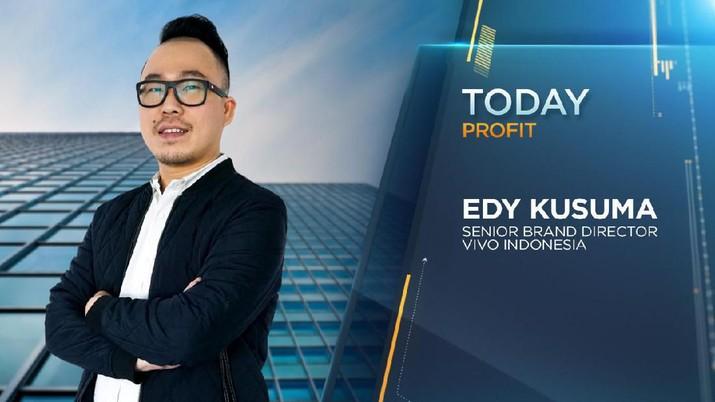 Vivo disebut berhasil menjadi salah satu merk gawai dengan penjualan terbanyak di Indonesia.