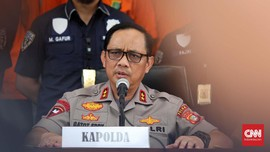 Kapolda Metro Jaya Keliling DKI Pantau Pengamanan Tahun Baru
