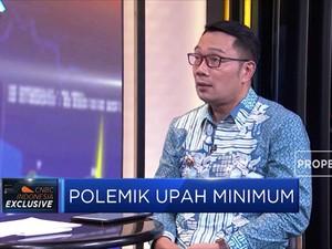 Ridwan Kamil: Pentingnya Struktur Upah Untuk Atasi Polemik
