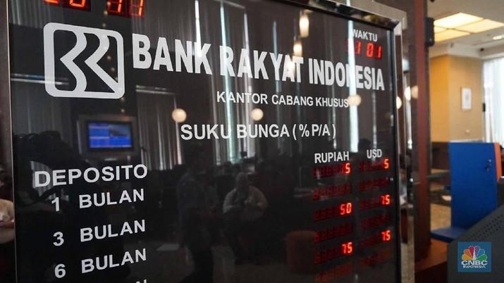 Harga saham PT Bank Rakyat Indonesia Tbk (BBRI) menembus rekor baru pada penutupan sesi I, Selasa (14/1/2020).