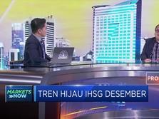Hitung Proyeksi Window Dressing Pendorong IHSG di Akhir Tahun