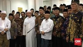 Ma'ruf Minta Ulama Jaga Umat dari Gerakan Islam Menyimpang