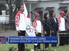 Ini Janji Presiden Bagi Atlet Peraih Emas Sea Games 2019
