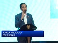Jokowi: Ada yang Senang Impor Tak Diganggu, Saya Akan Ganggu!