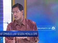 Ditjen Pajak: Draft Omnibus Law Sudah Masuk Tahap Finalisasi