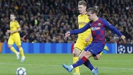 Rekor Barcelona di Liga Champions Kian Tinggalkan Madrid