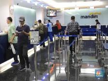 Bank Mandiri Salurkan Rp 6 M ke Ratusan Warung & Agen Makanan