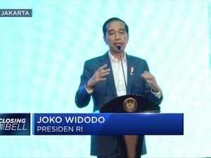 Mimpi Jokowi RI jadi Pusat Industri Mobil Listrik