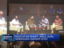 Mochtar Riady Akui Jual Sebagian Saham Lippo di OVO