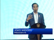 Ini Ramalan Jokowi di Depan Para CEO