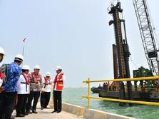 Pelabuhan Patimban Terbesar di RI Siap Operasi Bulan Depan