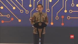 VIDEO: Jokowi Curhat Terjebak Macet Setengah Jam