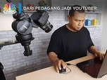 Dulu Pedagang Kaki Lima, Kini Jadi Youtuber Andal