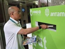Intip Aksi Sosial MIND ID Dalam Membangun Masyarakat Sekitar