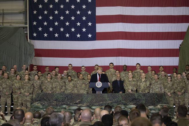 Dahsyatnya Pernyataan Trump Yang Buat Bumi Gonjang Ganjing