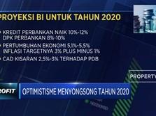 2020, Kredit Bank Diprediksi Tumbuh Maksimal 12% (YoY)