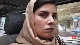 VIDEO: Supir Wanita Afghanistan Melawan Ledakan dan Pelecehan