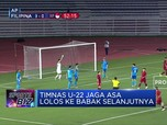 Singapura Ditekuk Timnas U-23 2-0 di Sea Games Filipina