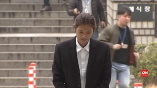 VIDEO: Jung Joon-young Divonis 6 Tahun Bui Kasus Pemerkosaan