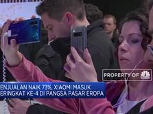 Mantap! Xiaomi Makin Berjaya di Eropa