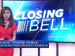 Pendapatan Tiphone Turun 12% di 9M-2019