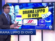 Simak! Drama Lippo dengan Ovo