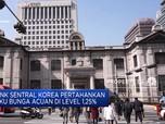 Bank Sentral Korea Pertahankan Suku Bunga di Level 1,25%